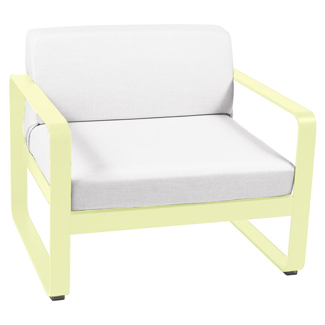 [Fermob/페르몹] Bellevie Outdoor Armchair - Frosted lemon // 벨비 아웃도어 암체어
