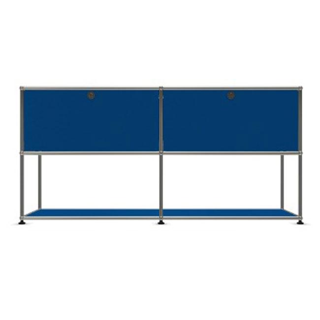 [USM Haller/유에스엠 할러] 2X2 Module System (2-top-door, 1-1-pannel, W154 x H74) // 2X2 모듈 시스템 (2-top-door, 1-1-pannel, W154 x H74)